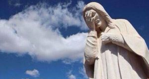 Humilhação brasileira alvo de piada