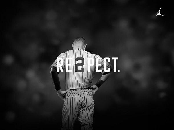 Nike presta tributo a Derek Jeter