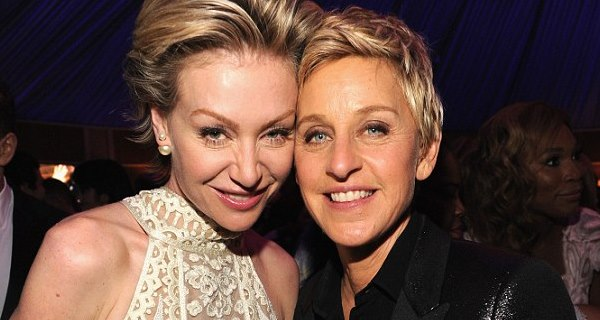 Casamento de Ellen Degeneres pode estar em perigo