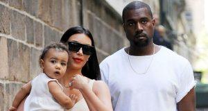 Kim Kardashian e Kanye West contratam duplo para a filha