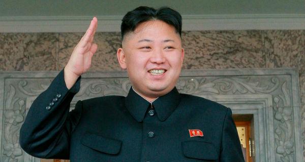 Kim Jong-un dança com Barack Obama