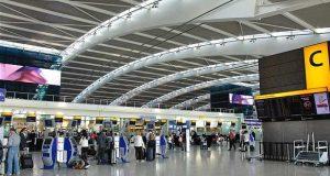 Telemóveis descarregados banidos em viagens para EUA