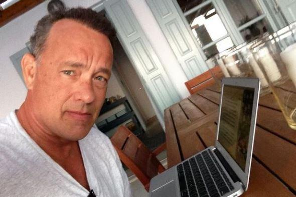 Tom Hanks é o rei das aplicações