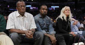 Pai de Kanye West foi paparazzo