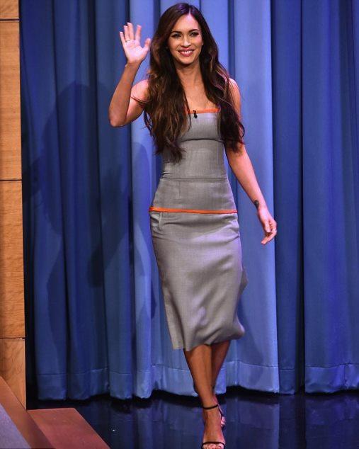 Megan Fox envergonha o marido