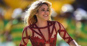 Shakira grávida do segundo filho