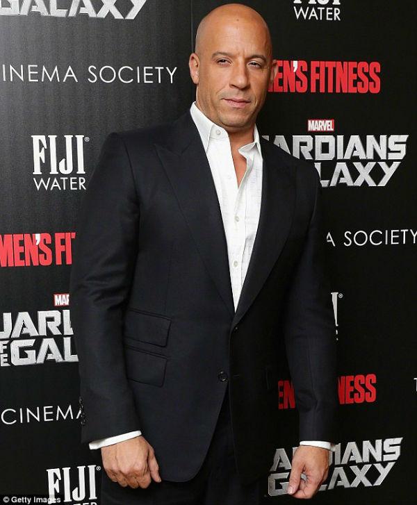 Vin Diesel fala sobre morte de Paul Walker