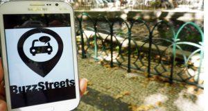 BuzzStreets a nova app para circulação automóvel