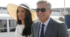 Festa de Clooney volta a fechar marco turístico