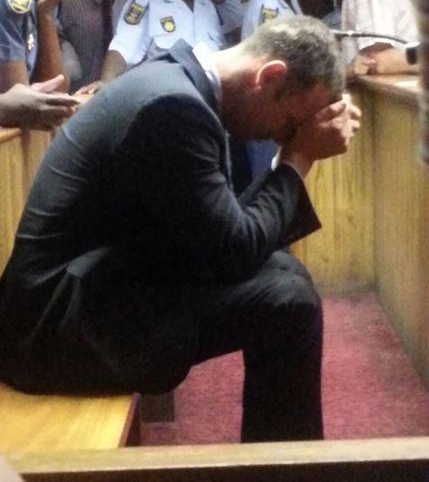 Oscar Pistorius finalmente condenado