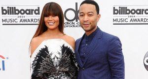 Amor de John Legend e Chrissy Teigen não foi à primeira vista