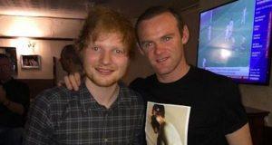 Wayne Rooney, cantor nas horas vagas?