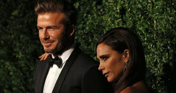David Beckham e Angelina Jolie têm acidentes graves
