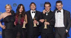 Golden Globes reconhecem talento e empenho de Boyhood
