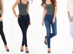 Descubra os jeans perfeitos para si