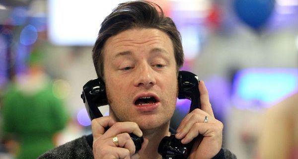Jamie Oliver compõe com Ed Sheeran