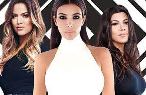 Saiba quanto ganham as Kardashians no seu reality show