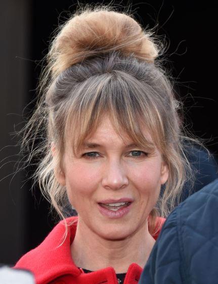Renée Zellweger está de volta