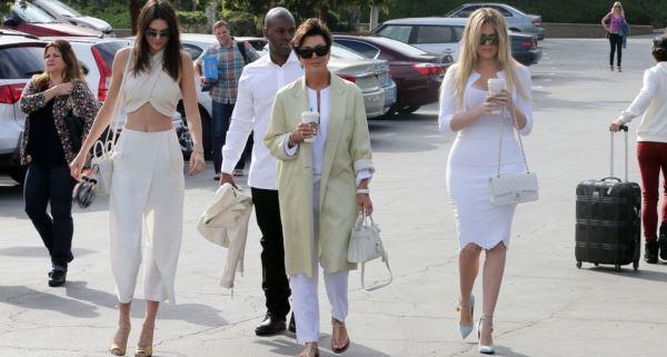 Kardashians proibidas de estacionar em Los Angeles