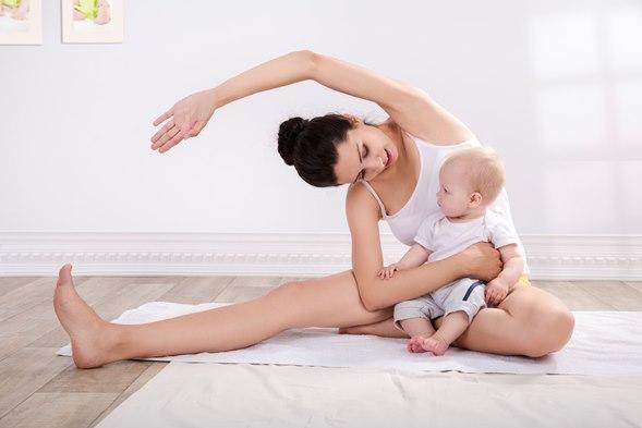 Como e quando recuperar a forma depois da gravidez