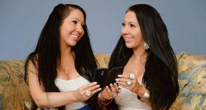 Conheça as gémeas mais idênticas do mundo