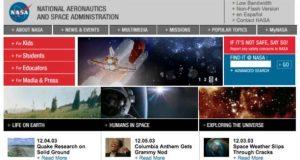 Como Tom Cruise revolucionou o site da NASA