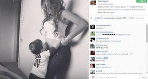 Messi vai ser pai novamente