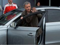 José Mourinho sem carta de condução