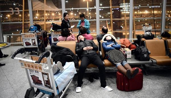 Pedir indemnização por atraso de voo